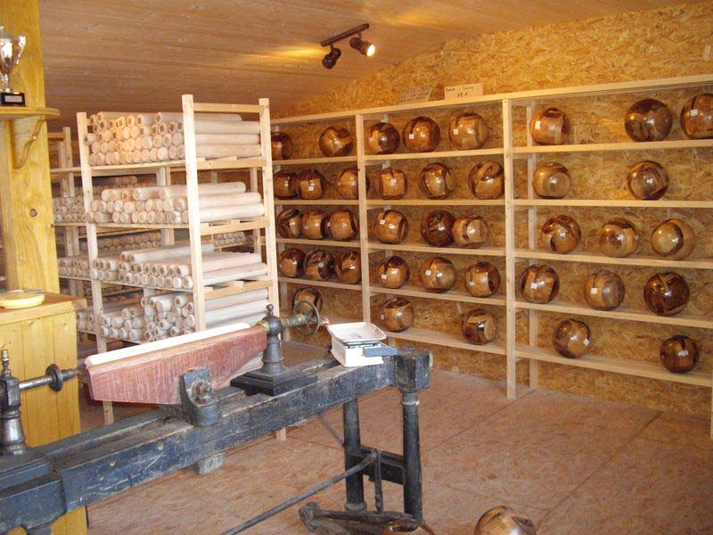 la boutique du joueur de quilles : jeux et quilles de huit en bois
